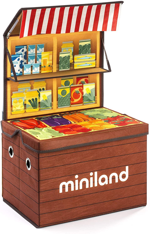 Organizator pentru jucării - La cumpărături imagine edituradiana.ro