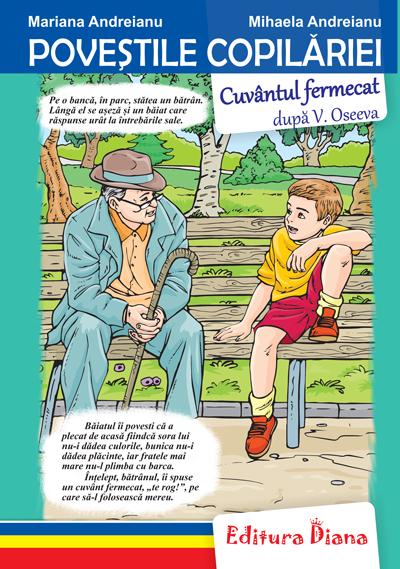 Cuvântul fermecat - Poveștile copilăriei - Tip Acordeon imagine edituradiana.ro