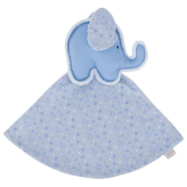 Elefant păturică - albastru deschis imagine edituradiana.ro