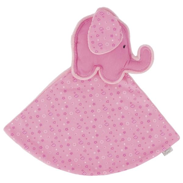 Elefant păturică - roz imagine edituradiana.ro