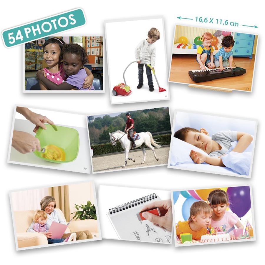 Fotografii cu acțiuni (verbe) imagine edituradiana.ro