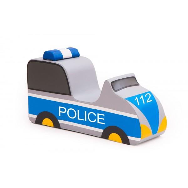 Fotoliu - Mașină de poliție imagine edituradiana.ro