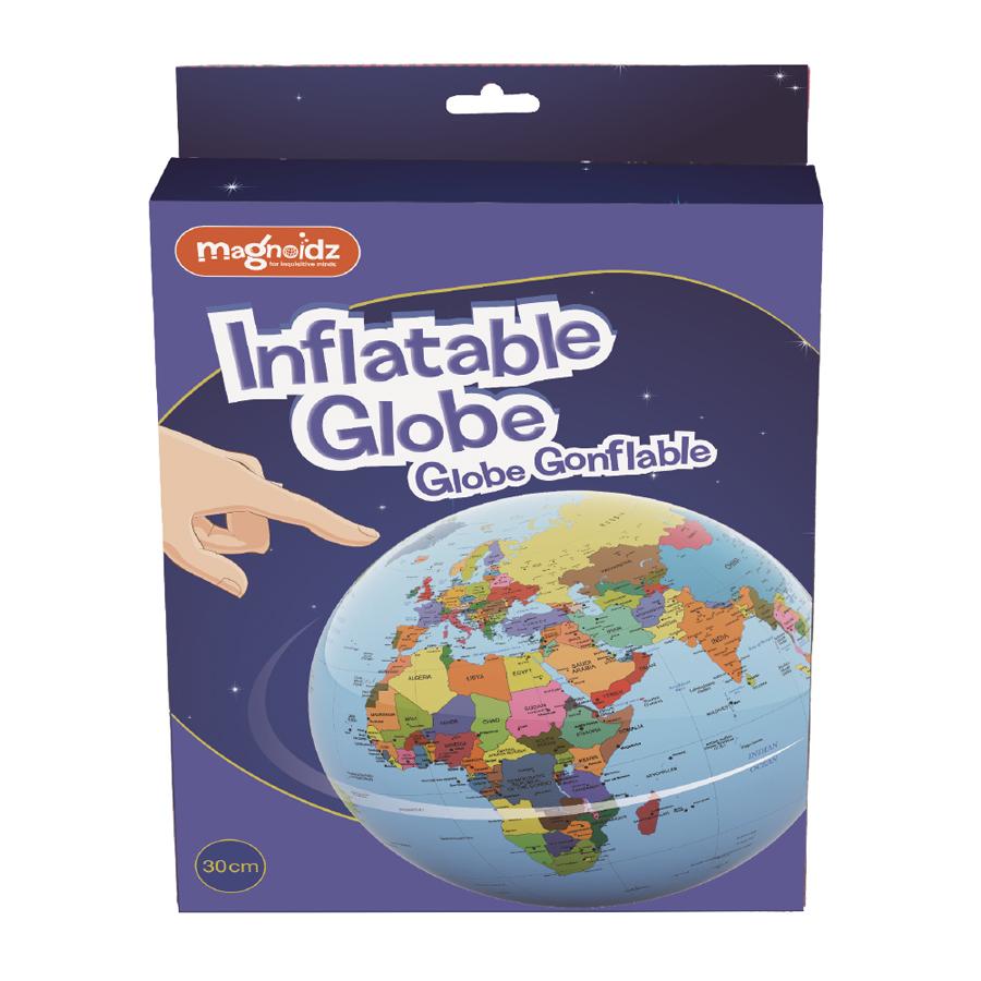 Glob pământesc gonflabil imagine edituradiana.ro
