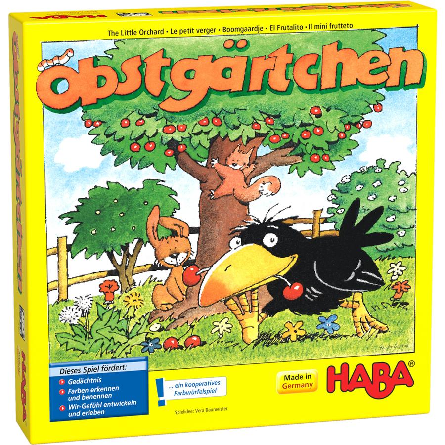 Grădina cu fructe - joc de memorie imagine edituradiana.ro