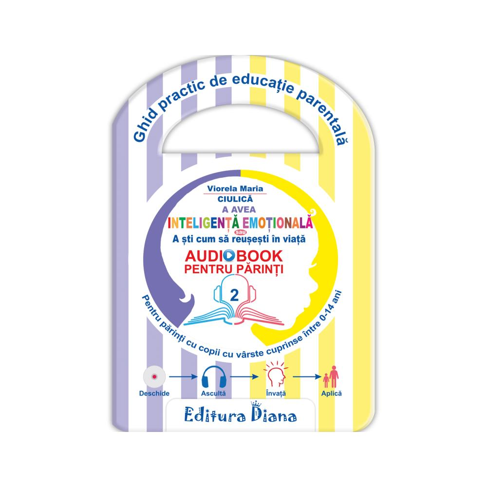 Inteligența emoțională - Audiobook pentru părinți imagine edituradiana.ro