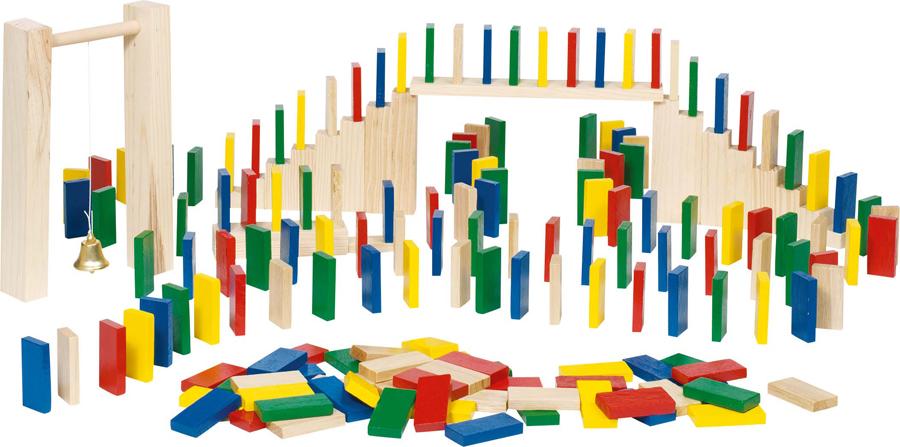 Joc de construcție - Domino Rally imagine edituradiana.ro