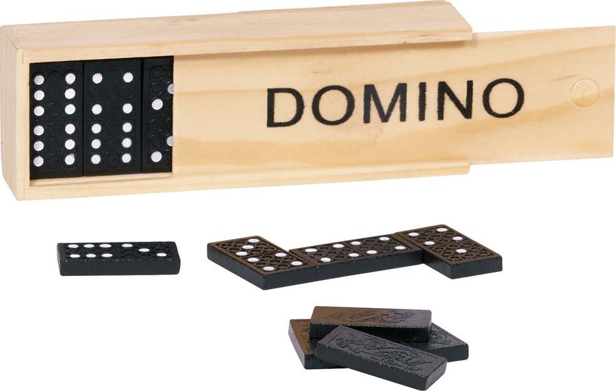 Joc de domino în cutie din lemn imagine edituradiana.ro