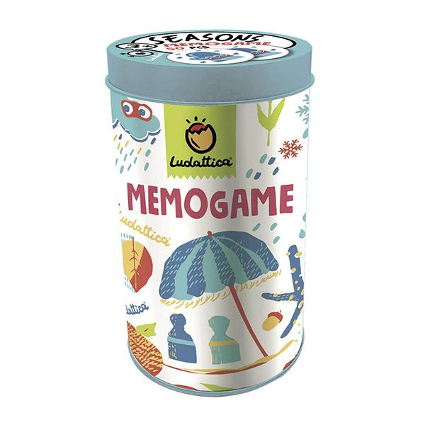 Joc de memorie - Anotimpuri imagine edituradiana.ro