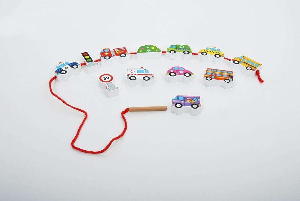 Joc de șnuruit - Vehicule imagine edituradiana.ro