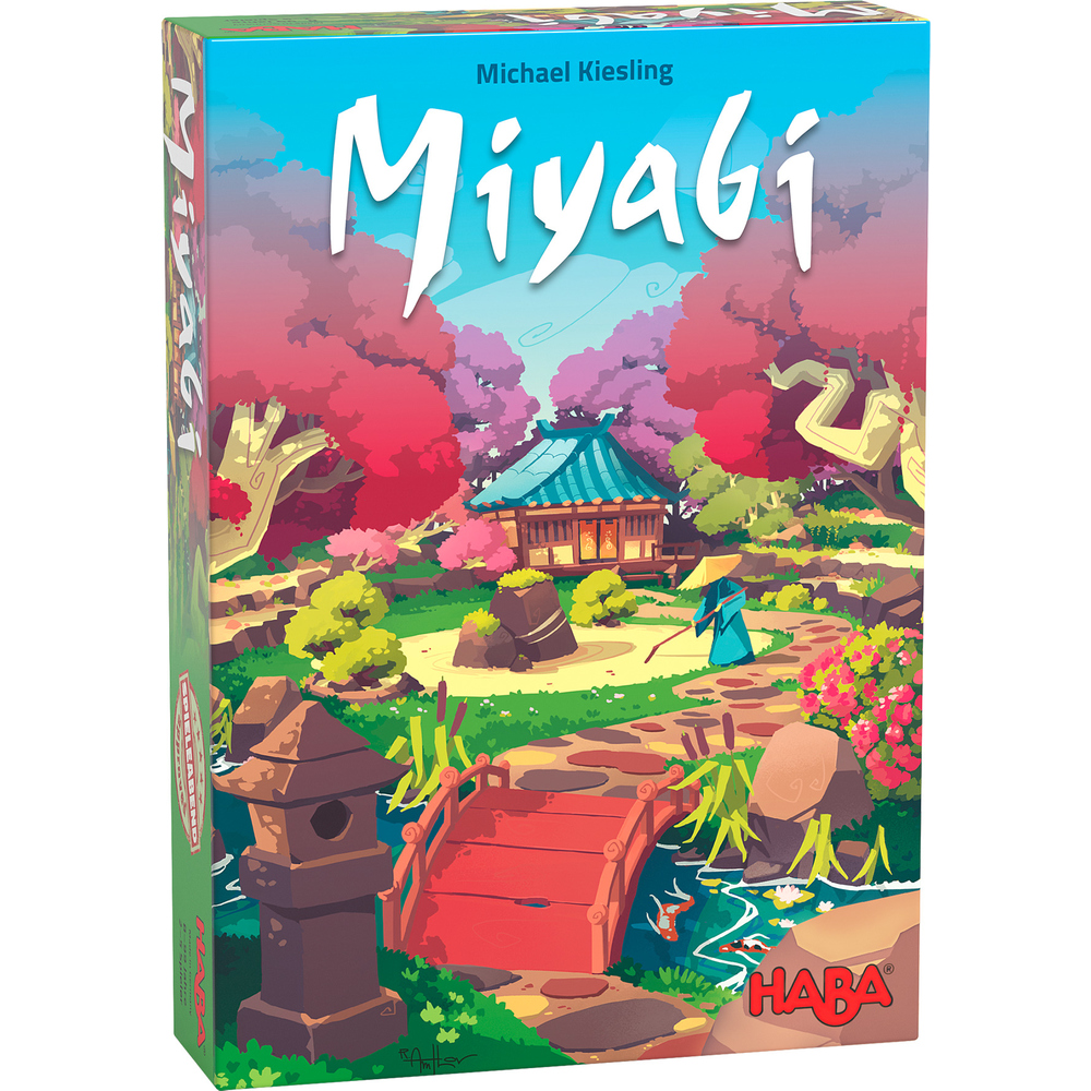 Joc de societate - Miyabi - Grădina japoneză imagine edituradiana.ro
