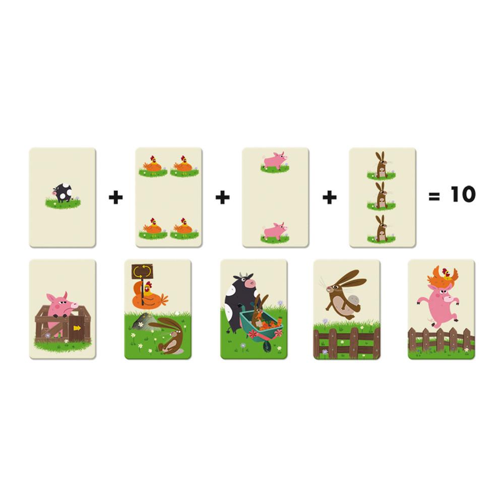 Joc de strategie și calcul - Top 10! imagine edituradiana.ro