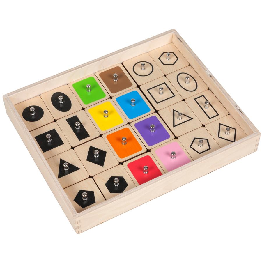 Joc educativ -Forme magice și culori imagine edituradiana.ro
