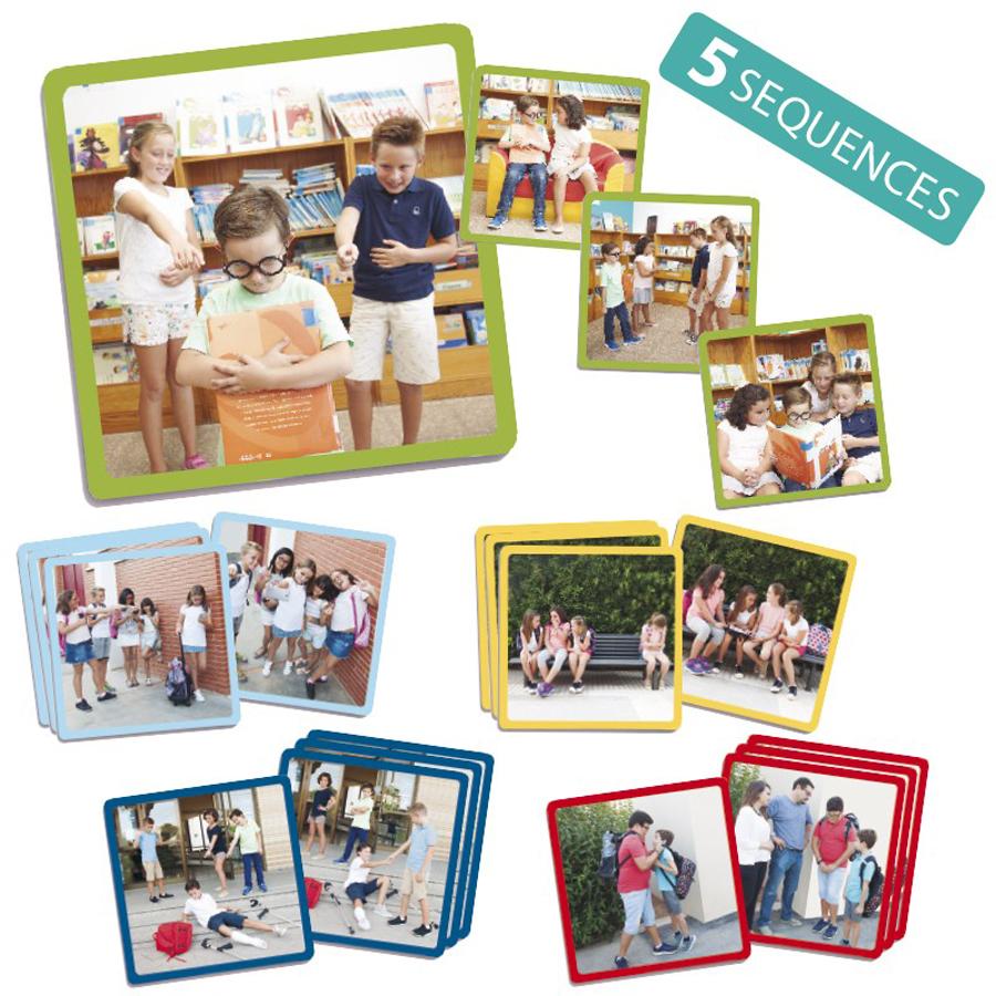 Joc educativ - Prevenirea bullying-ului imagine edituradiana.ro