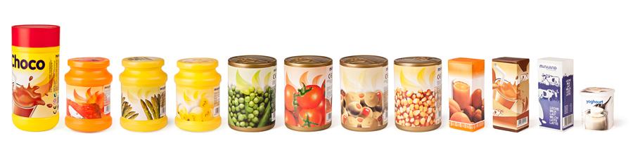 Joc educativ - Să recunoaștem alimentele conservate imagine edituradiana.ro