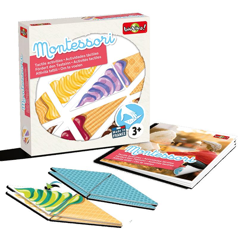 Joc Montessori de asociere - Eu ating imagine edituradiana.ro