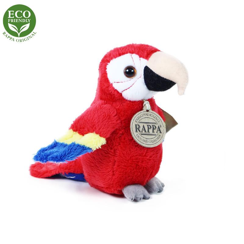 Jucărie din pluș - Pui de papagal, 15 cm imagine edituradiana.ro