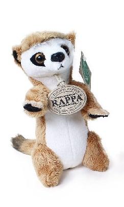 Jucărie din pluș - Pui de suricată, 15 cm imagine edituradiana.ro