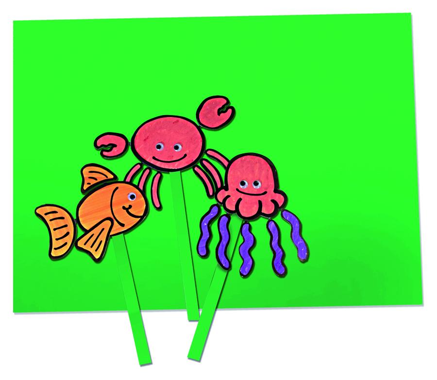 Kit de animație pe ecran verde imagine edituradiana.ro