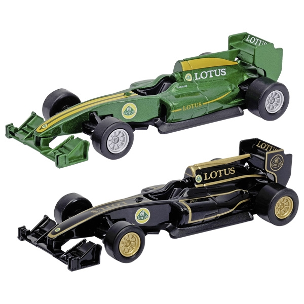 Mașinuță Lotus T125, scara 1:34, 11 cm imagine edituradiana.ro