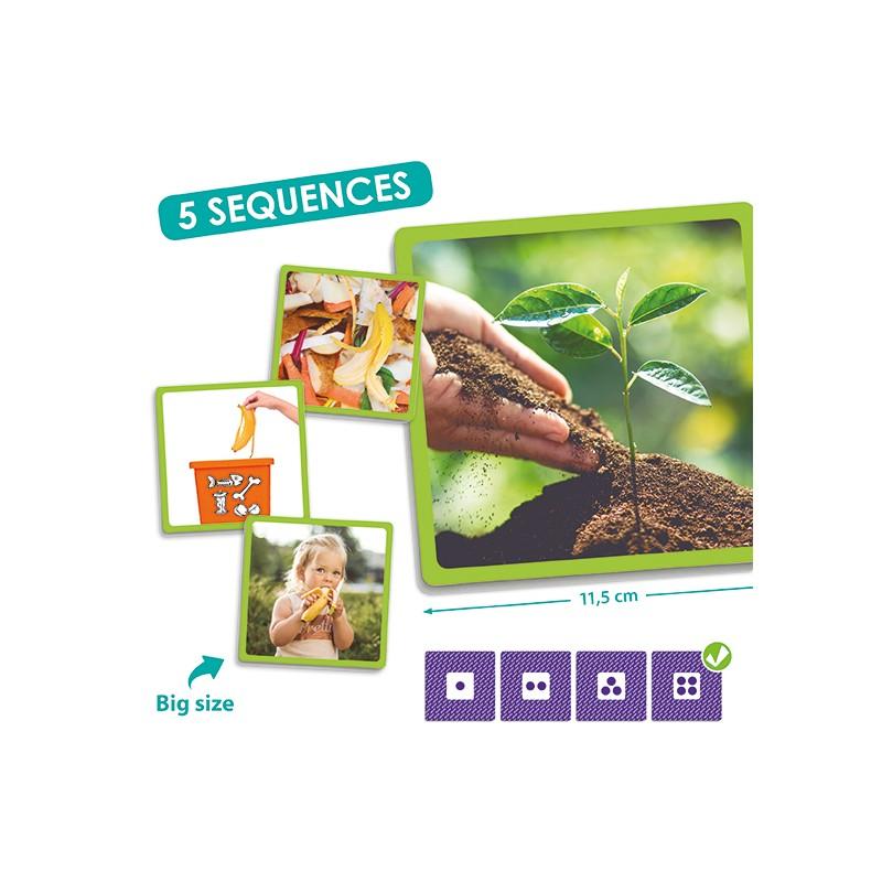 Maxi-secvențe - De ce reciclăm imagine edituradiana.ro