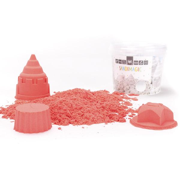 Nisip kinetic roșu (750 g.) imagine edituradiana.ro