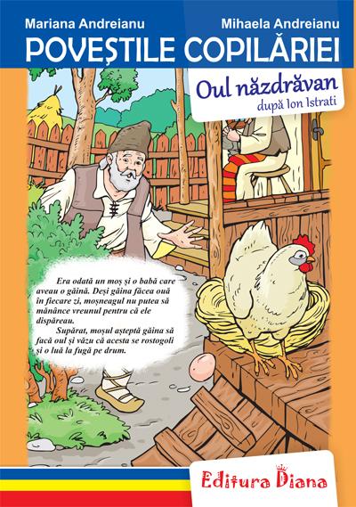 Oul năzdravan - Poveștile copilariei - Tip Acordeon imagine edituradiana.ro