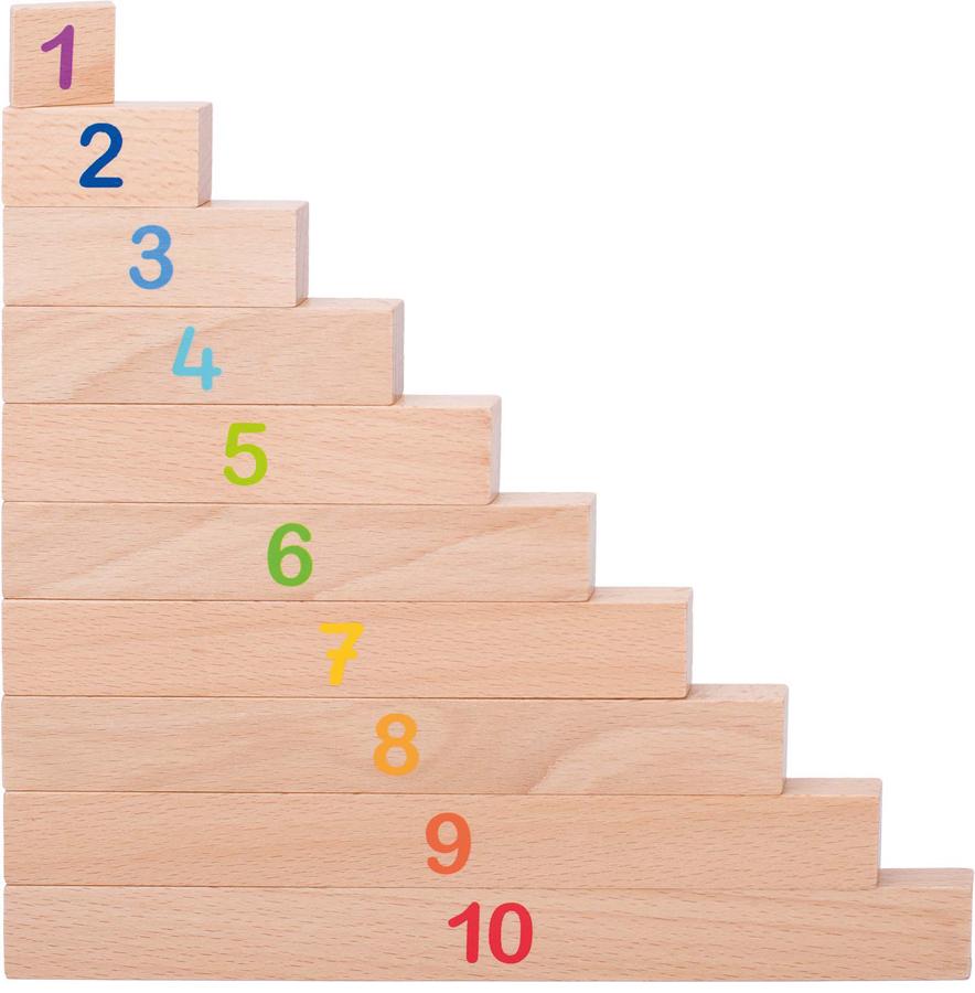 Piese din lemn pentru calcule matematice imagine edituradiana.ro