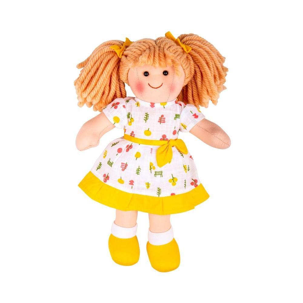 Păpușa Zoe (mică), 25 cm imagine edituradiana.ro