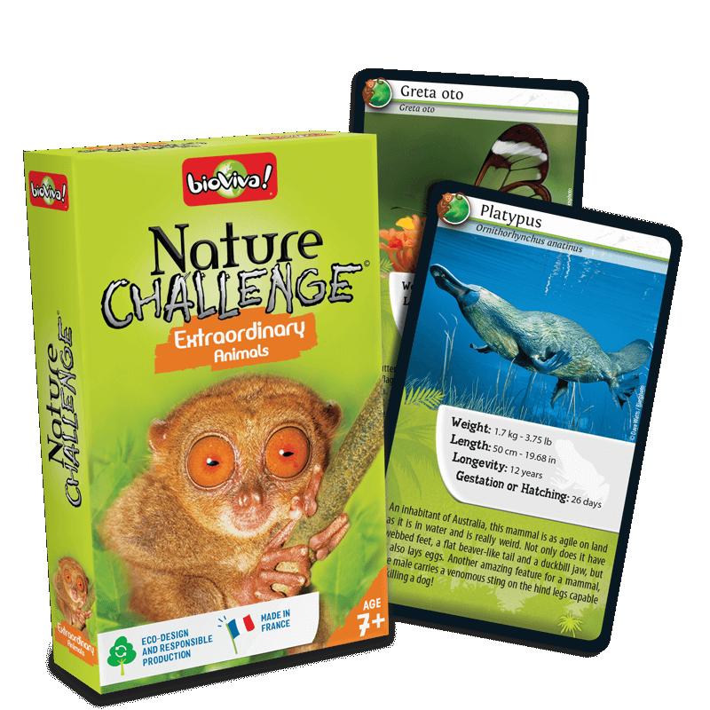 Provocarea naturii - Animale extraordinare imagine edituradiana.ro