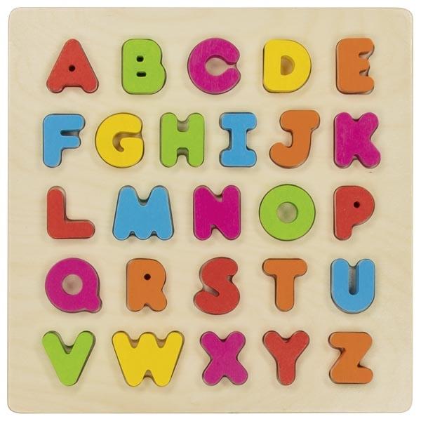 Puzzle 3D - Alfabetul imagine edituradiana.ro