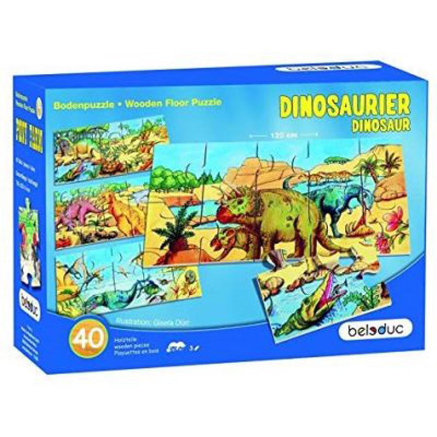 Puzzle de podea – Dinozauri imagine edituradiana.ro