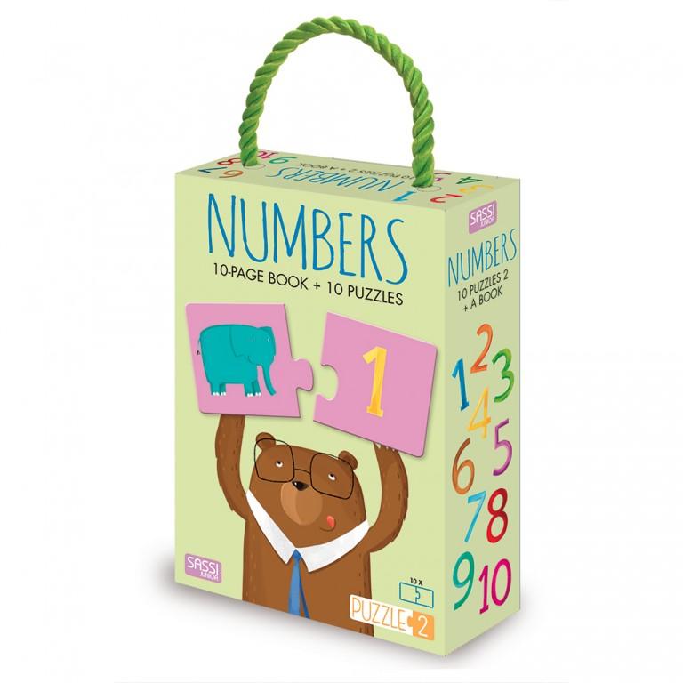 Puzzle-uri cu 2 piese + carte – Numere imagine edituradiana.ro