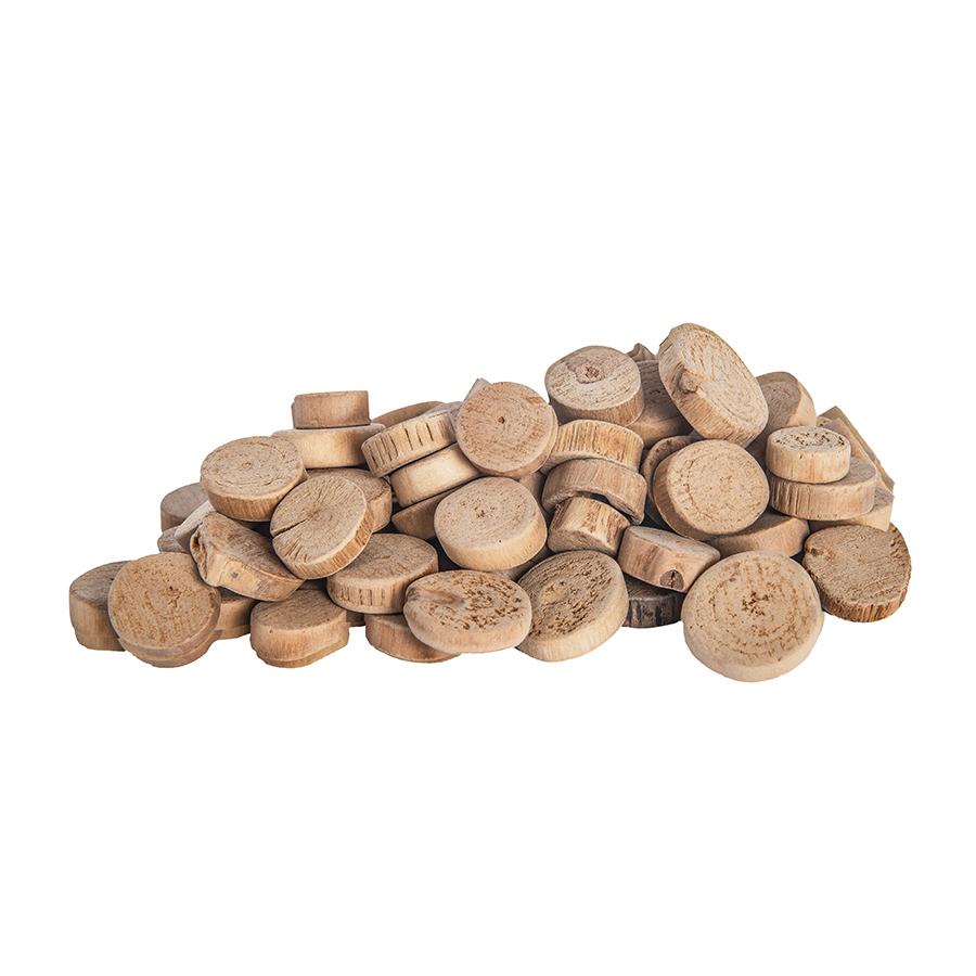 Rondele mici din lemn - 1 kg imagine edituradiana.ro
