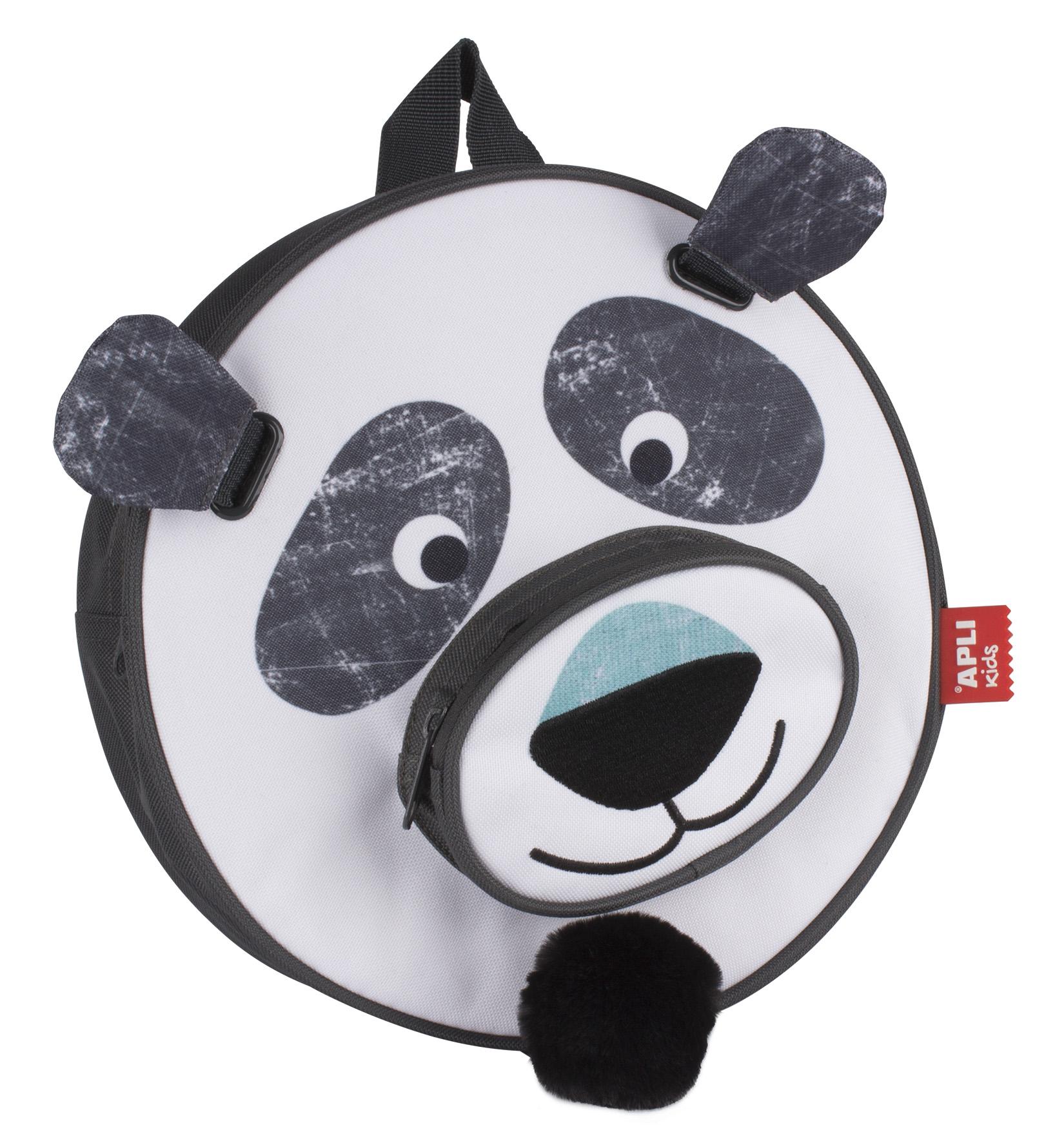 Rucsac în formă de urs panda imagine edituradiana.ro
