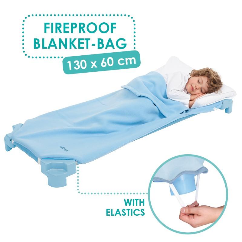 Sac de dormit tip pătură cu elastice imagine edituradiana.ro