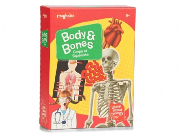 Set de experimente - Descoperă corpul uman. Anatomie imagine edituradiana.ro
