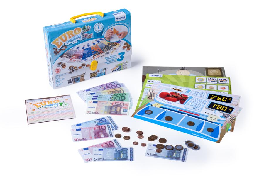 Set de joacă - Euro Shopping imagine edituradiana.ro