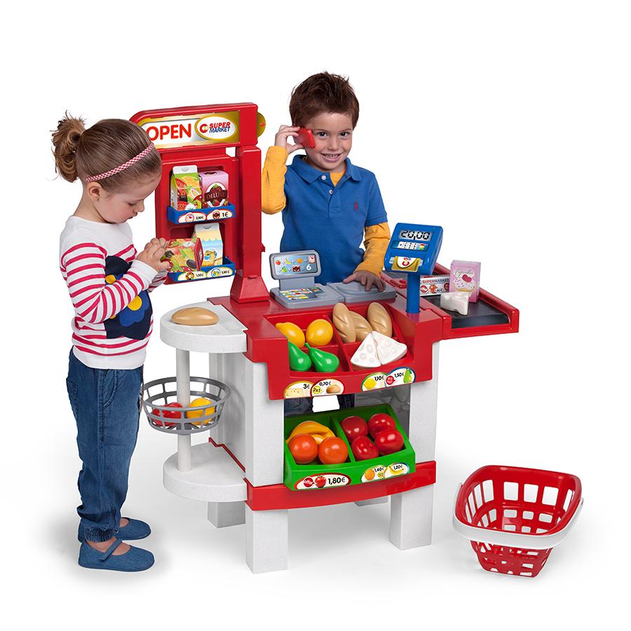 Set de joacă Supermarket de lux imagine edituradiana.ro