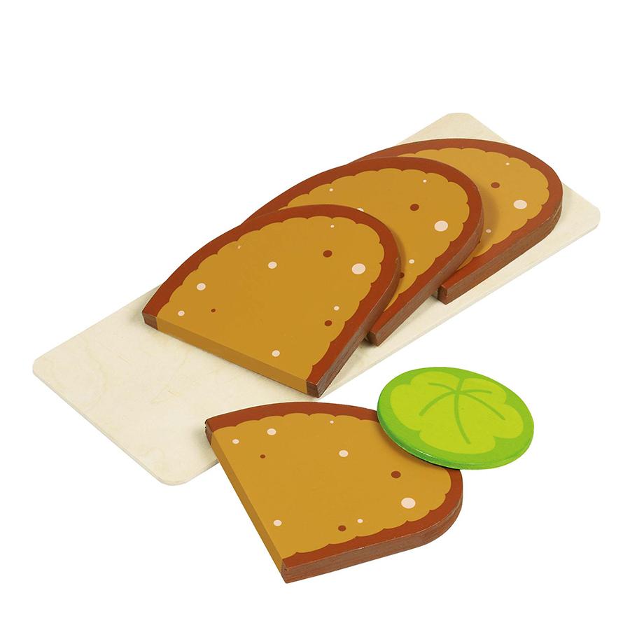 Set felii de pâine din lemn imagine edituradiana.ro