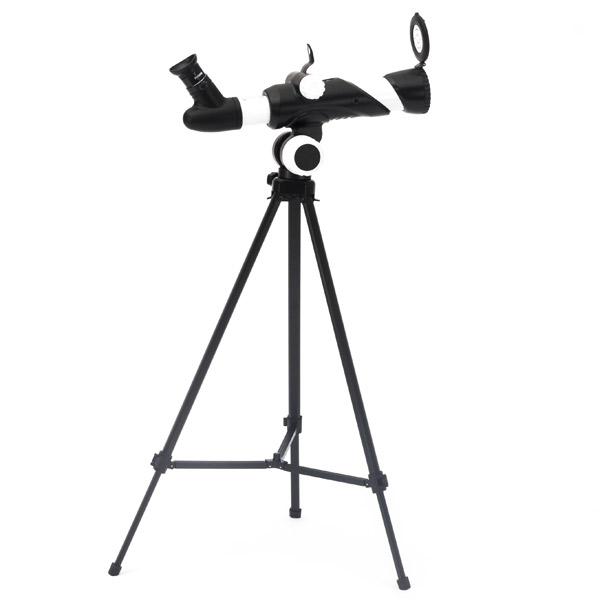 Telescop cu 15 activități pentru descoperirea stelelor, planetelor și a suprafeței lunii imagine edituradiana.ro