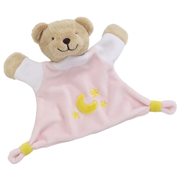 Ursuleț păturica - roz imagine edituradiana.ro