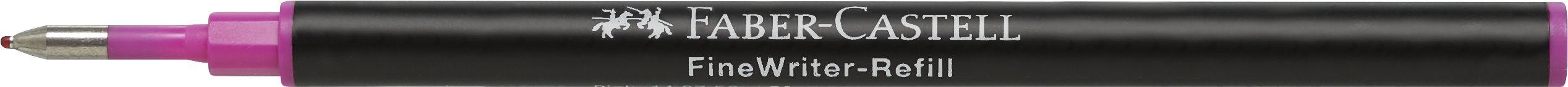 BLISTER 1 BUC REZERVA FINEWRITER ROZ FABER-CASTELL
