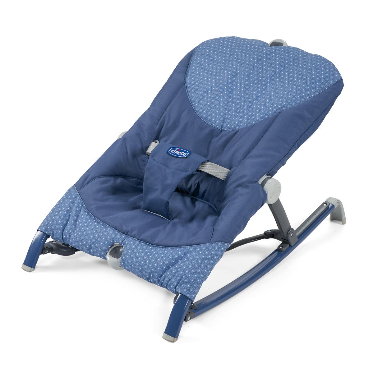 Balansoar Pliabil Bebe 0+luni, Chicco Pocket Relax, Navy