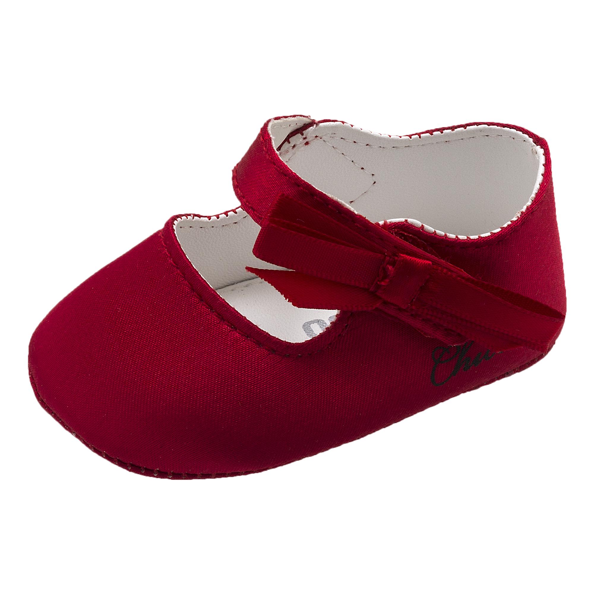 Balerini copii Chicco, rosu