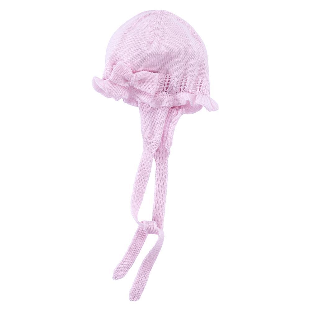 caciula copii chicco, roz