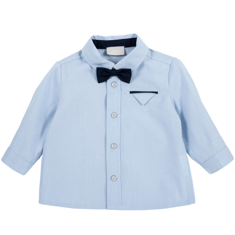 Camasa copii Chicco, maneca lunga, alb din categoria Camasi copii