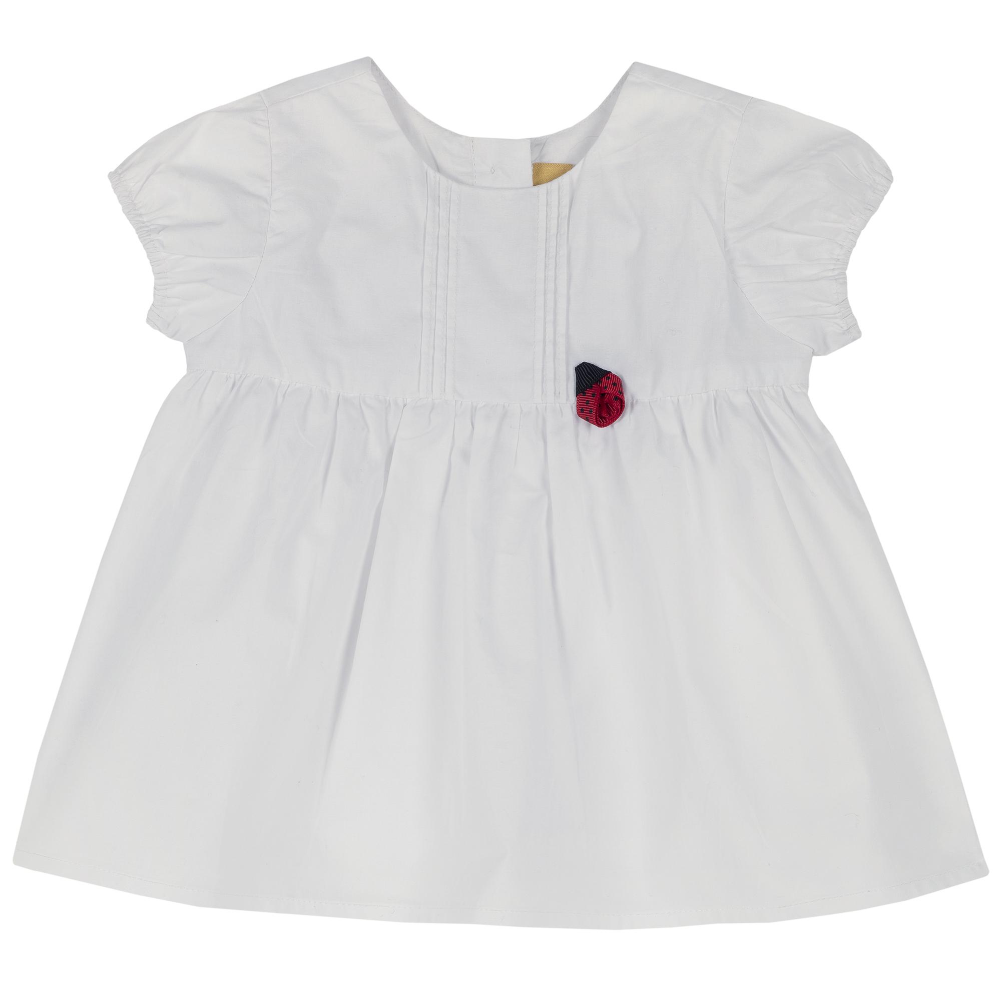 Bluza Copii Chicco, Inchidere Spate, Alb, 66535 imagine