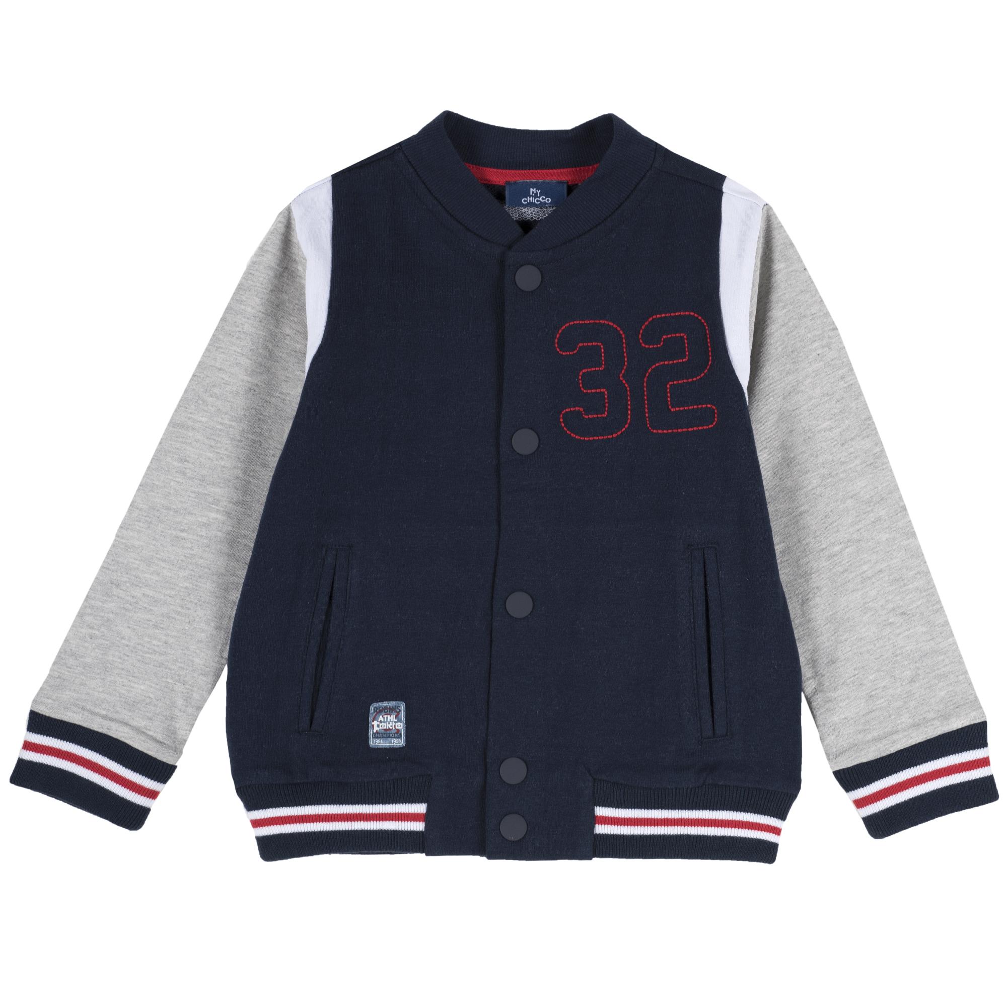 Jacheta copii Chicco, albasrtu inchis, 96842