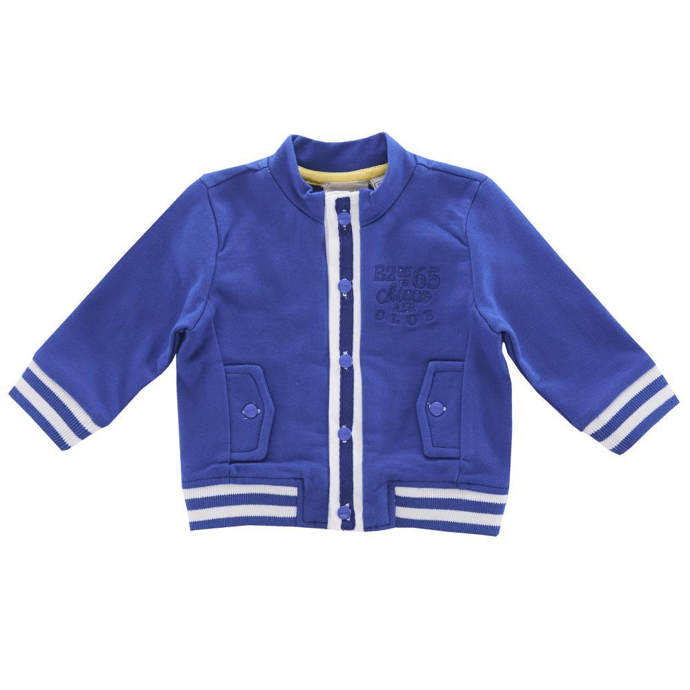 Cardigan copii Chicco, albastru din categoria Cardigan copii