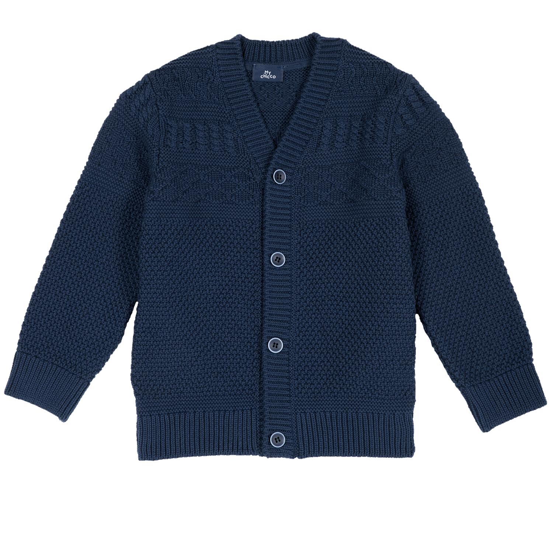 Cardigan copii Chicco, albastru deschis din categoria Cardigan copii